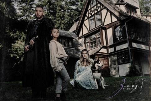 Game of Thrones Inspired Birthday Photoshoot by Zorz Studios (17)