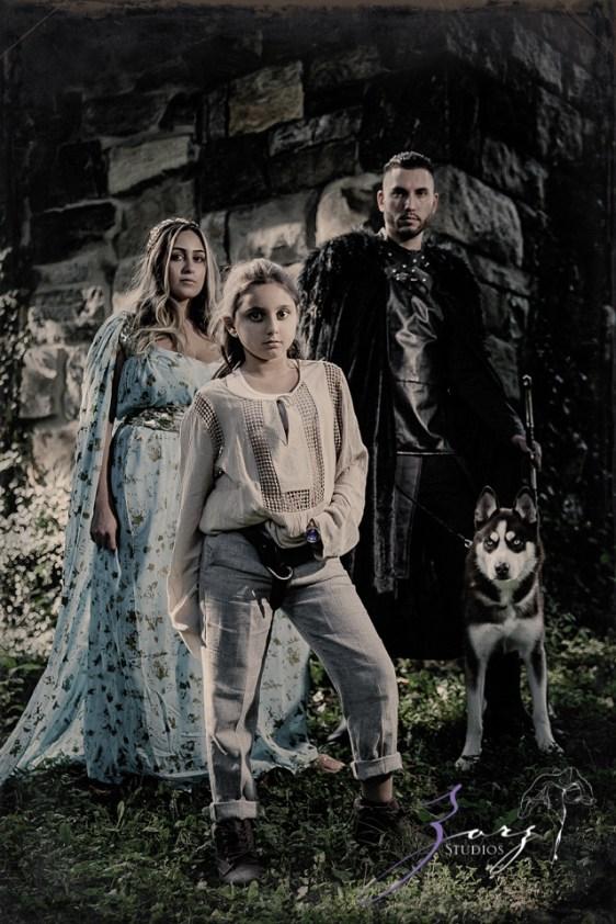 Game of Thrones Inspired Birthday Photoshoot by Zorz Studios (11)