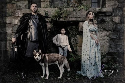 Game of Thrones Inspired Birthday Photoshoot by Zorz Studios (1)