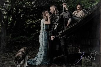 Game of Thrones Inspired Birthday Photoshoot by Zorz Studios (6)