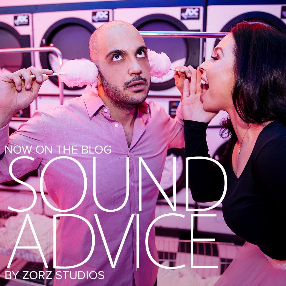 Sound Advice: Gloria + Edmond = Funny Engagement Photos by Zorz Studios (45)
