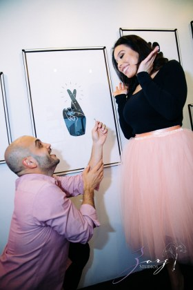 Sound Advice: Gloria + Edmond = Funny Engagement Photos by Zorz Studios (38)