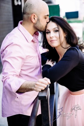 Sound Advice: Gloria + Edmond = Funny Engagement Photos by Zorz Studios (16)