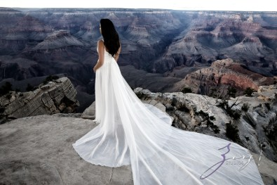 Ikara: Epic Beauty Portraits in Grand Canyon and Antelope Canyon by Zorz Studios (11)