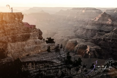 Ikara: Epic Beauty Portraits in Grand Canyon and Antelope Canyon by Zorz Studios (7)