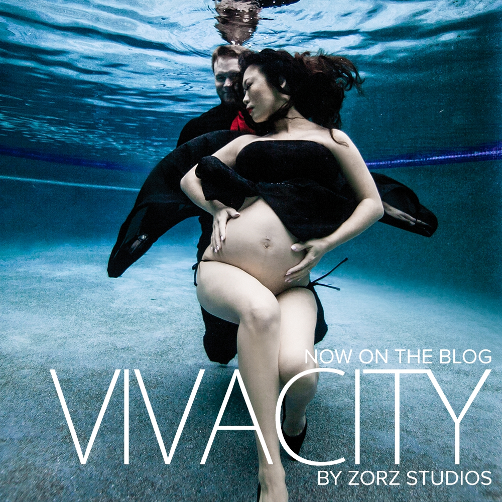 Vivacity: Stylish Underwater Maternity Shoot by Zorz Studios (ZORPHOTOUR 2018) (1)