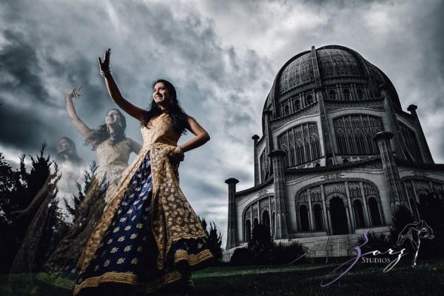 Redress: Bollywood Dance Photoshoot by Zorz Studios (6)