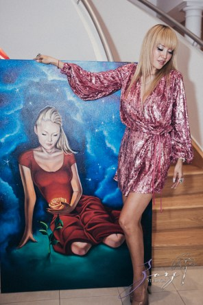 Cosmo: Mother-Daughter Cosmopolitan Birthday Party by Zorz Studios (40)