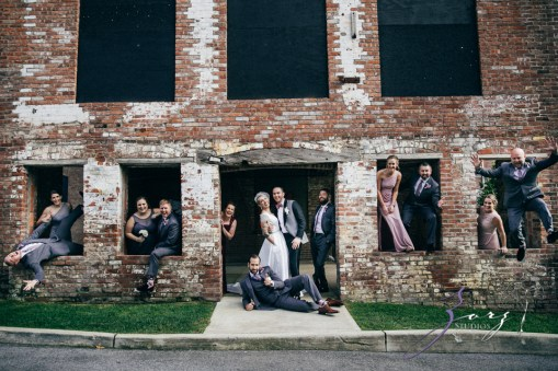Vetz: Nicki + Adam = Industrial-Chic Wedding by Zorz Studios (76)