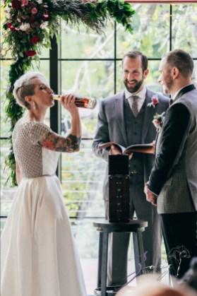 Vetz: Nicki + Adam = Industrial-Chic Wedding by Zorz Studios (47)