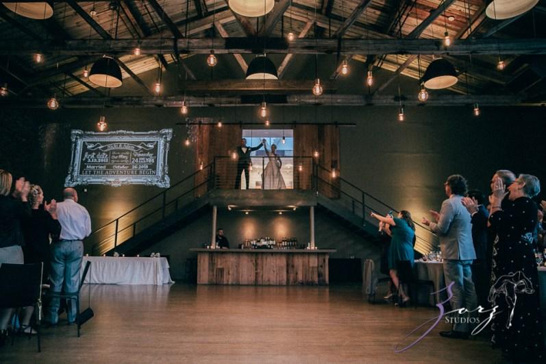 Vetz: Nicki + Adam = Industrial-Chic Wedding by Zorz Studios (28)