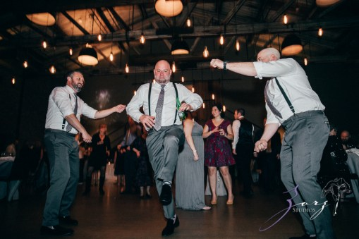 Vetz: Nicki + Adam = Industrial-Chic Wedding by Zorz Studios (2)