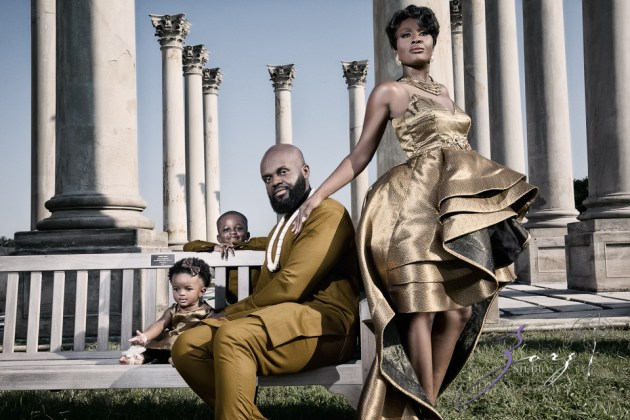 Fam Naija: Vogue-esque Nigerian Family Photoshoot by Zorz Studios (8)