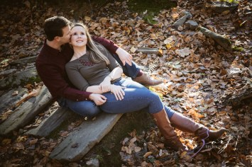 Veritas: Haley + Robert = Natural Beauty Engagement Session by Zorz Studios (11)