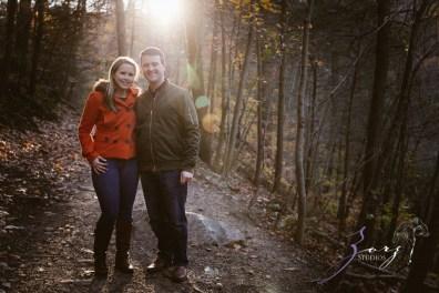 Veritas: Haley + Robert = Natural Beauty Engagement Session by Zorz Studios (4)