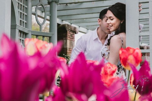 No Bounds: Ilana + Igor = Old Westbury Gardens Engagement Session by Zorz Studios (28)