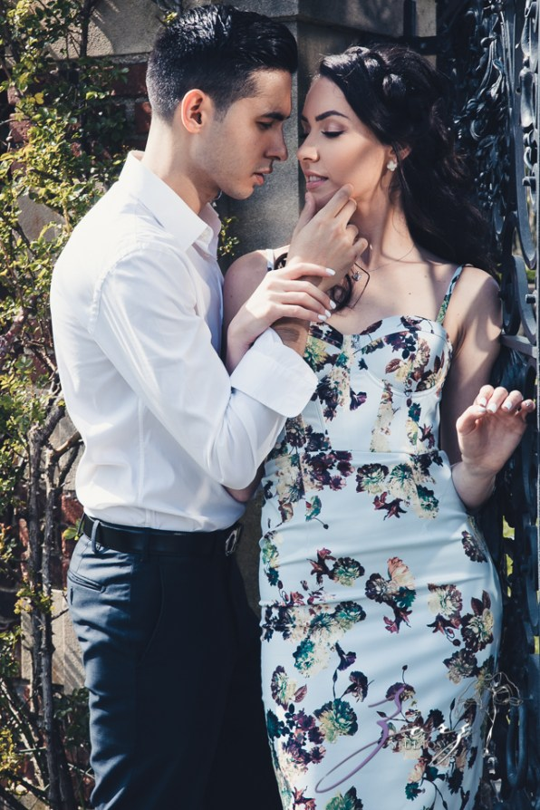 No Bounds: Ilana + Igor = Old Westbury Gardens Engagement Session by Zorz Studios (20)