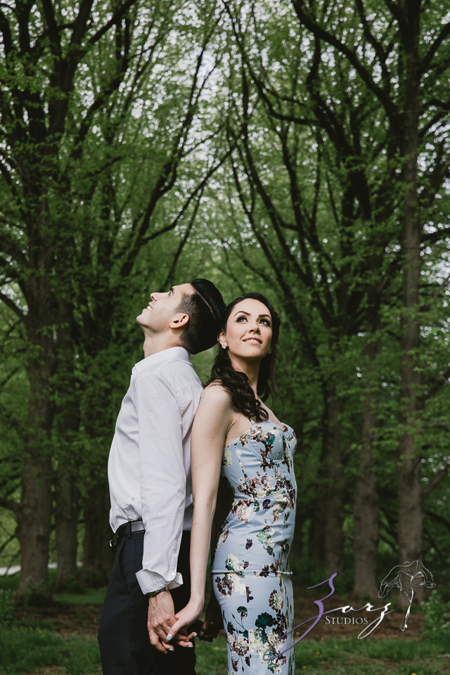 No Bounds: Ilana + Igor = Old Westbury Gardens Engagement Session by Zorz Studios (4)