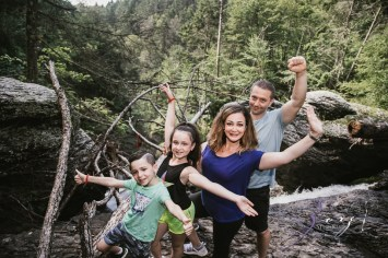 Hijinks: Family Photography in Poconos by Zorz Studios (24)