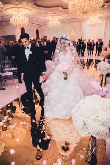 Starlets: Ilana + Igor = Posh Bukharian Jewish Wedding by Zorz Studios (55)