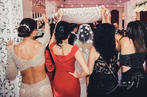 Starlets: Ilana + Igor = Posh Bukharian Jewish Wedding by Zorz Studios (51)