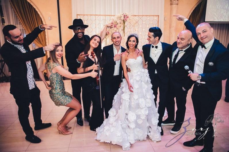 Starlets: Ilana + Igor = Posh Bukharian Jewish Wedding by Zorz Studios (1)