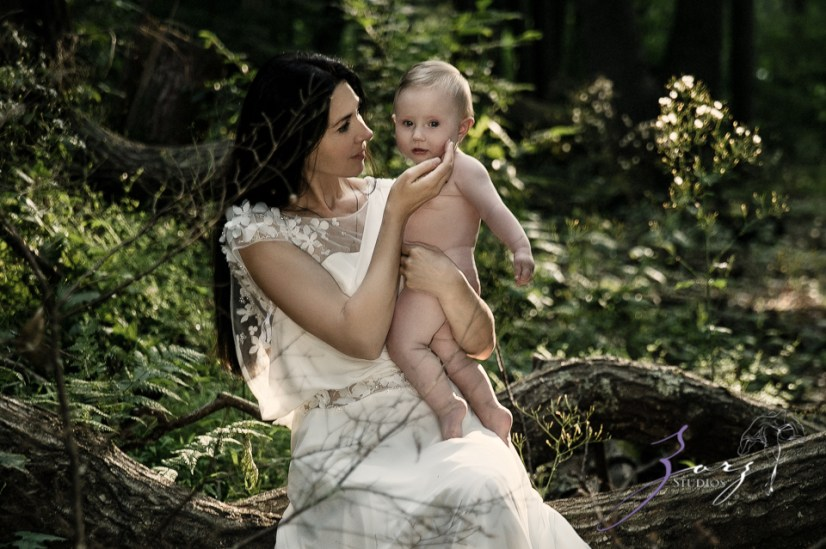 Veyear: Our Baby Girl First Birthday Photoshoot in Poconos by Zorz Studios (34)