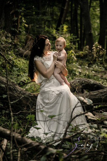 Veyear: Our Baby Girl First Birthday Photoshoot in Poconos by Zorz Studios (33)