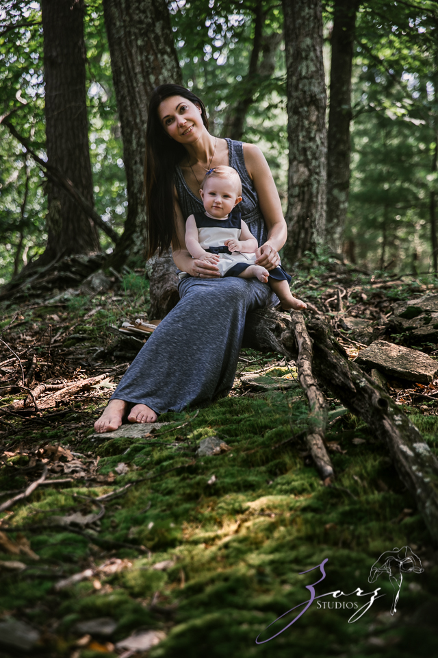 Veyear: Our Baby Girl First Birthday Photoshoot in Poconos by Zorz Studios (18)