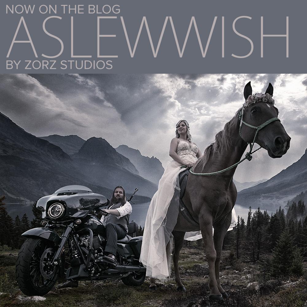 Aslewwish: Modern Viking Wedding in Ohio by Zorz Studios (151)