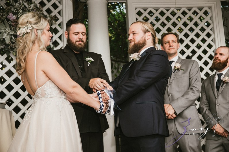 Aslewwish: Modern Viking Wedding in Ohio by Zorz Studios (53)