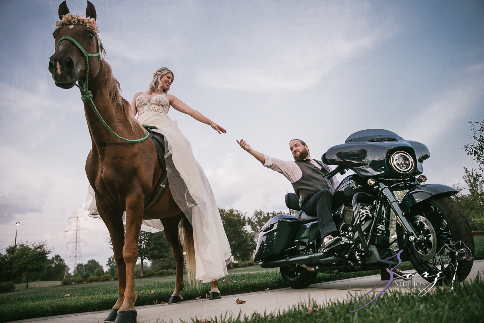 Aslewwish: Modern Viking Wedding in Ohio by Zorz Studios (41)