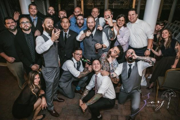 Aslewwish: Modern Viking Wedding in Ohio by Zorz Studios (14)