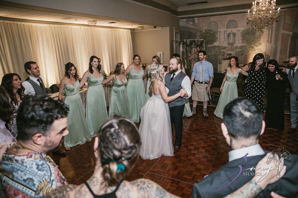 Aslewwish: Modern Viking Wedding in Ohio by Zorz Studios (10)