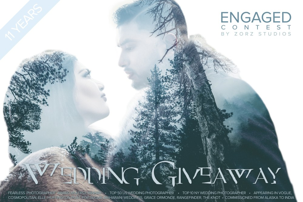 Wedding Giveaway: EngagEd 2020