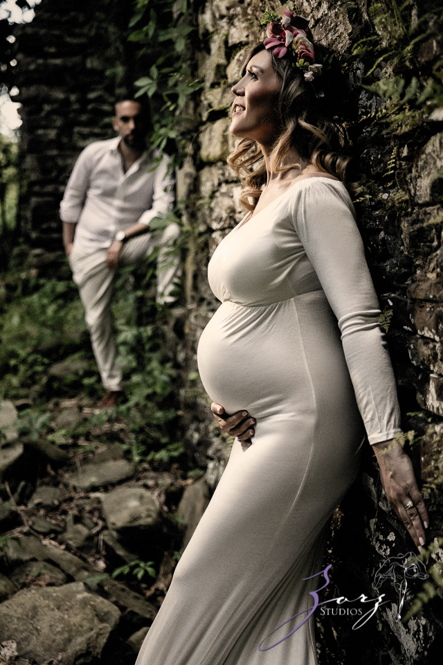 Tesori: Maternity Photoshoot in Poconos by Zorz Studios (15)