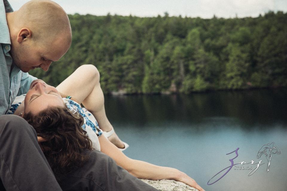 High: Lake Minnewaska Engagement by Zorz Studios (26)