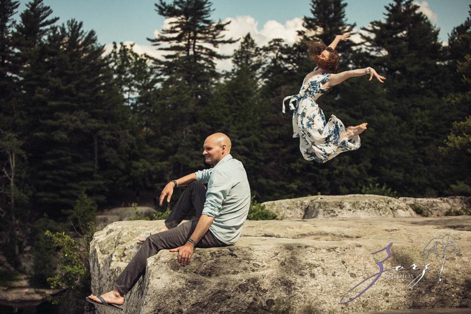 High: Lake Minnewaska Engagement by Zorz Studios (20)