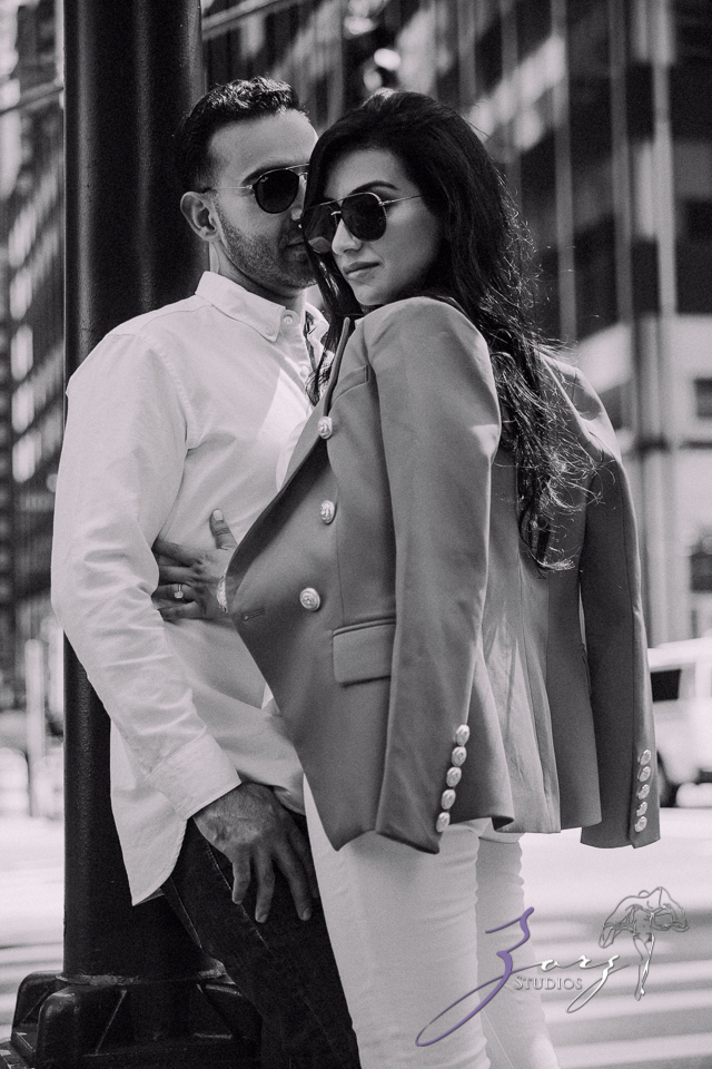 Shades: All-Day Chic Engagement Session in NYC by Zorz Studios (29)