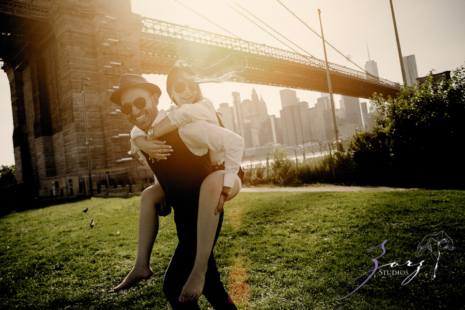 Shades: All-Day Chic Engagement Session in NYC by Zorz Studios (21)