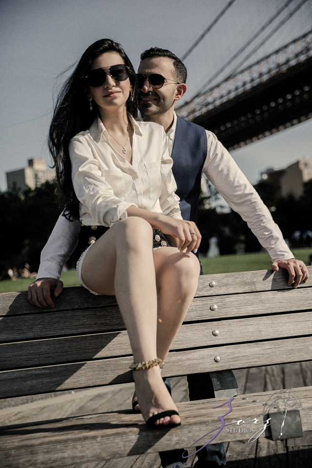 Shades: All-Day Chic Engagement Session in NYC by Zorz Studios (19)