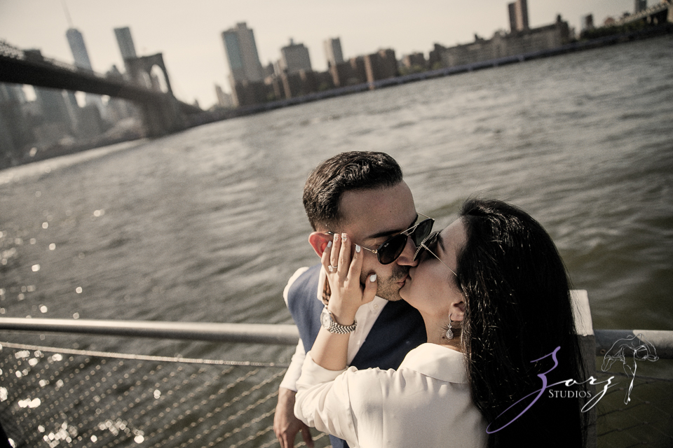 Shades: All-Day Chic Engagement Session in NYC by Zorz Studios (18)