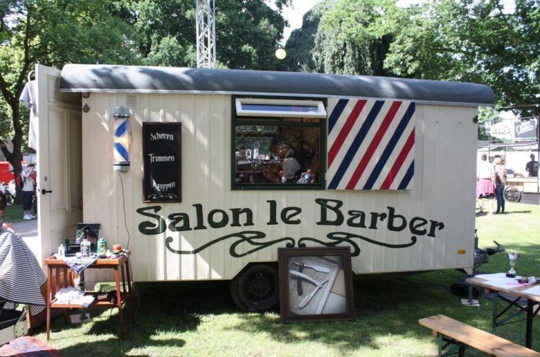 Barbershop TREK Nijmegen