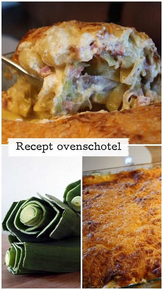 prei ovenschotel recept