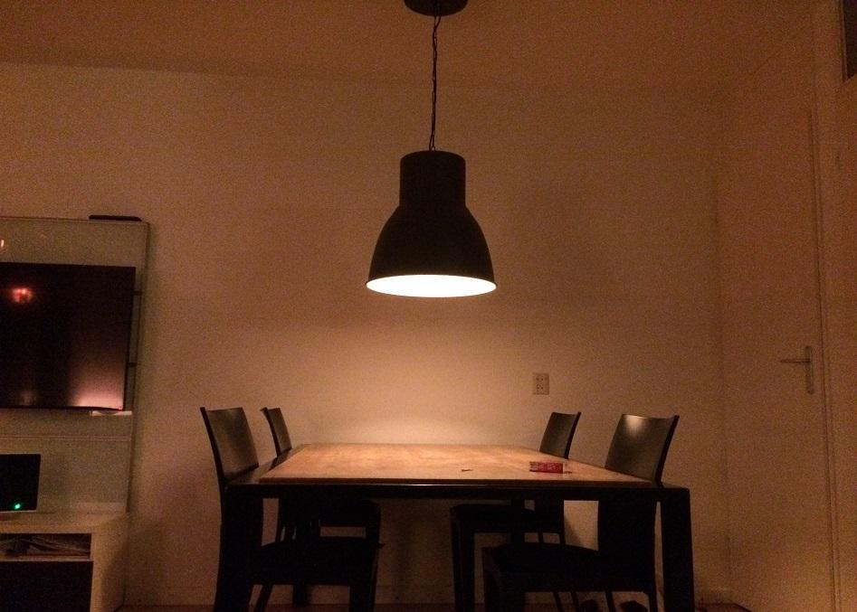 ikea lamp hektar