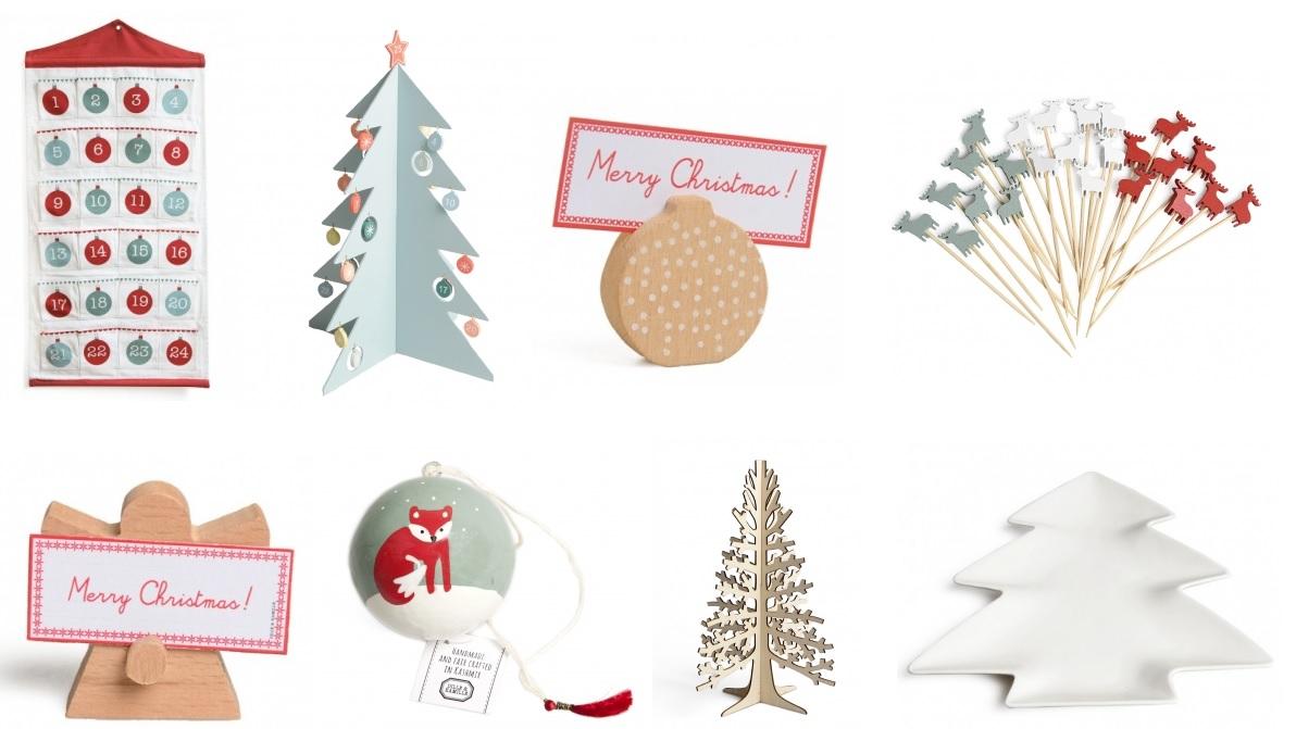 natuurlijke kerstdecoratie