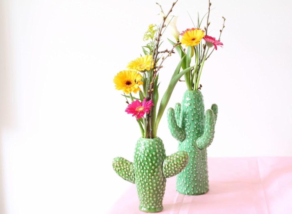 Serax cactus bloemenvaas
