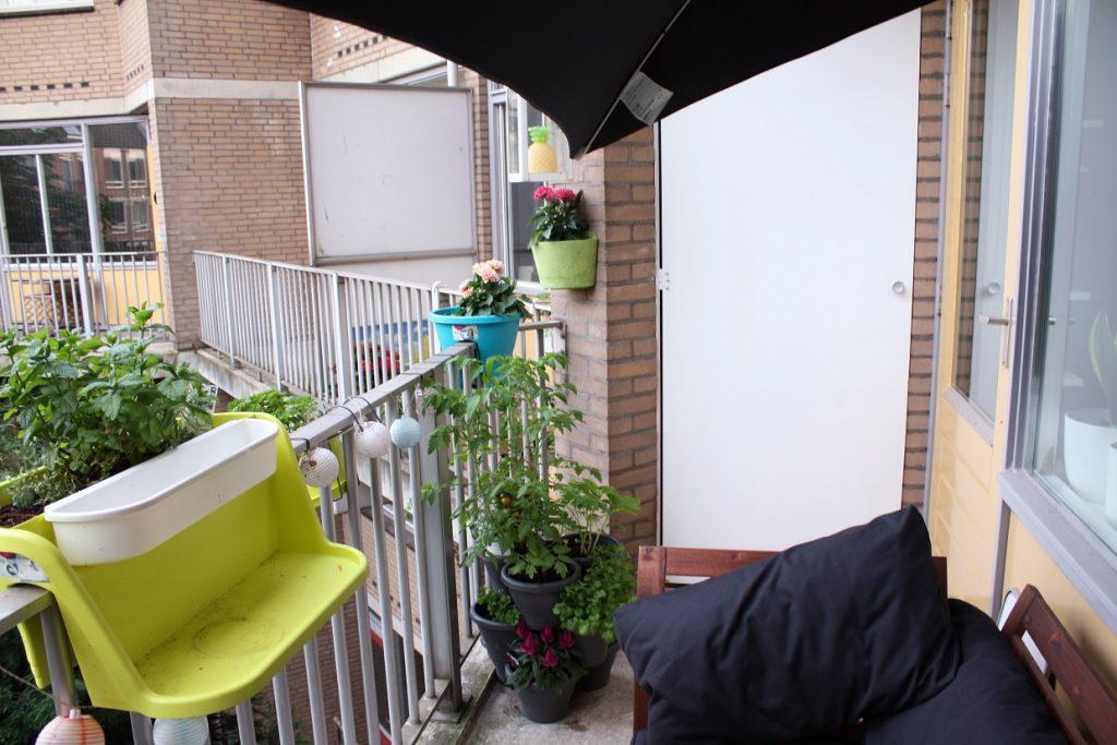 balkon zomerklaar