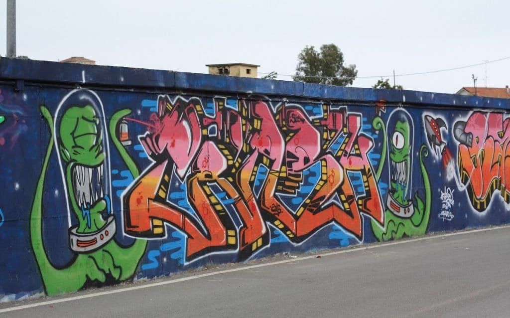 vette graffiti
