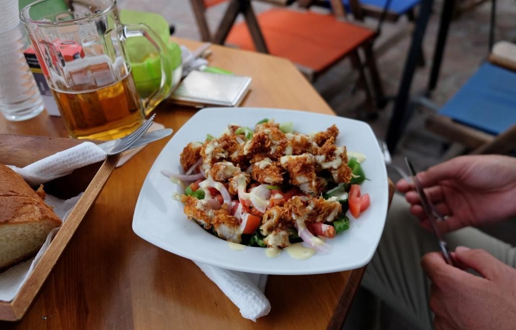chicken salad kantina